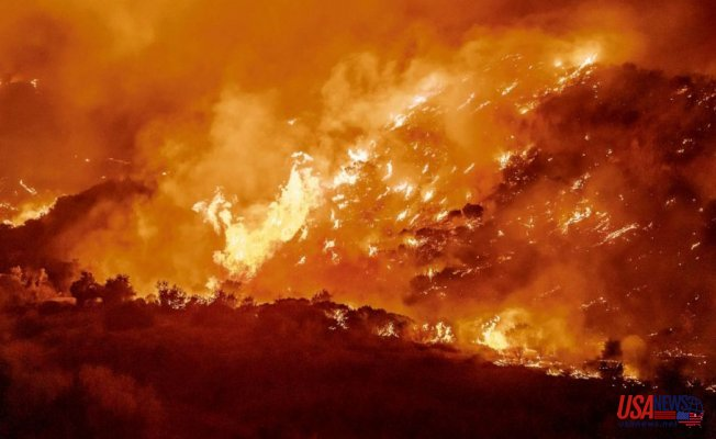 West Expecting dangerous fire season due to severe drought conditions