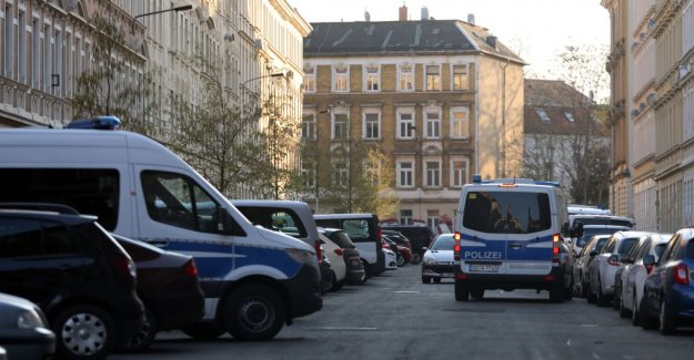 Raid in Leipzig: Soko LinX searched apartment of city employees