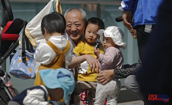 China easing birth Limitations Farther to Deal with aging society