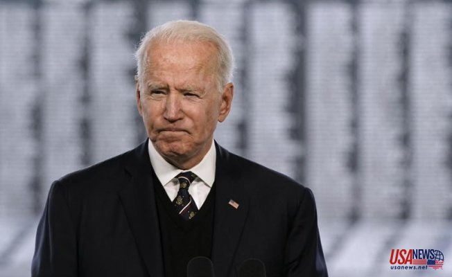 For Biden, a Profoundly Private Memorial Day weekend observance