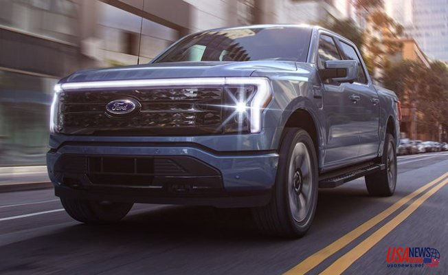 Ford's F-150 Lightning Maintains with Electrical trucks in Tesla, Rivian, Lordstown, GMC