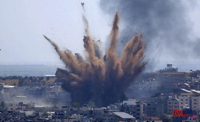 Hamas, Israel fighting escalates even amid truce Attempts