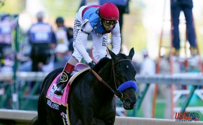 Kentucky Derby winner Medina Spirit fails drug test, trainer says