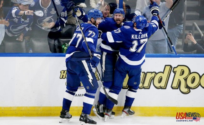 Lightning-Panthers Game 6 report cardPieces of an Entire