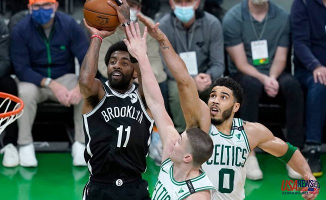 Nets Attempt to secure series win on the Celtics