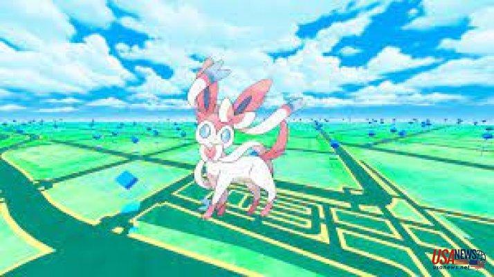 Pokemon Move Sylveon Guide: The Way To Evolve Eevee Into Sylveon