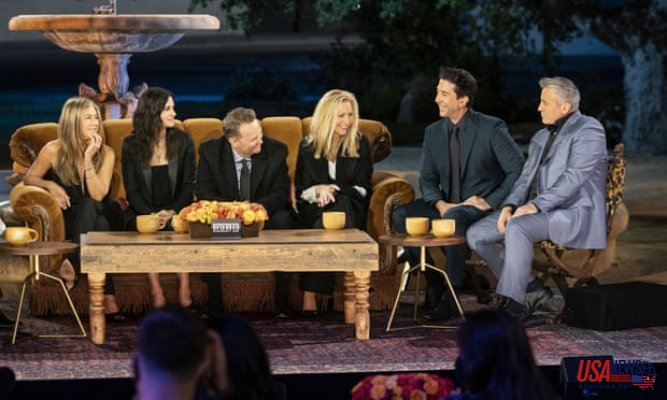 The Friends reunion: the best, the worst and the Bieber