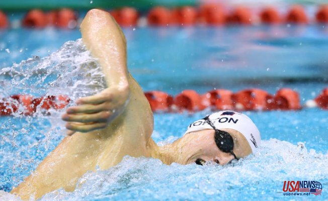 2021 Australian Swimming Trials LIVE updates: McKeown breaks world record as Titmus posts sizzling time