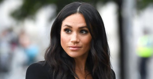 Duchess Meghan: Now she is afraid for her title!