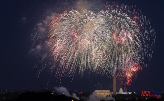 'A summer of freedom': Vaccine gives new meaning to July 4th
