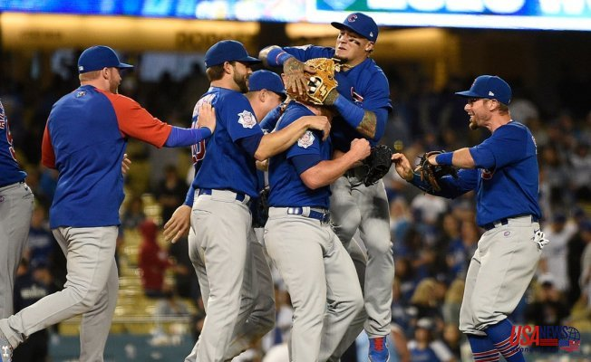 Cubs tie major-league record with Cubs by tossing a combined no-hitter and Cubs