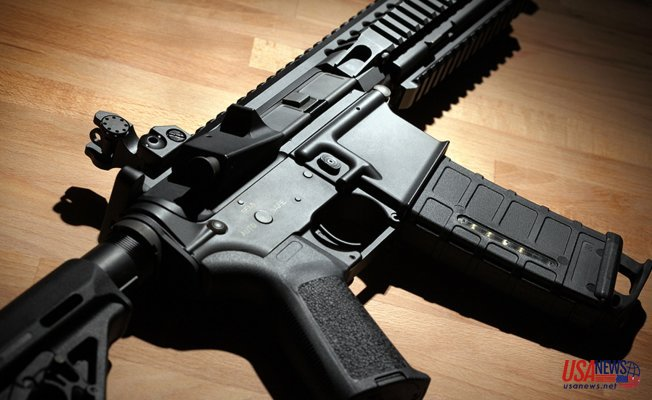 Judge rules California's decades-old assault weapon ban violates Second Amendment
