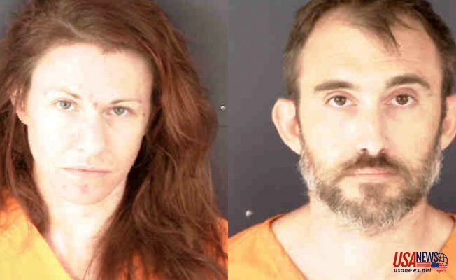 Kaitlyn Van Dorn and Blake Pavey face felony counts of child neglect