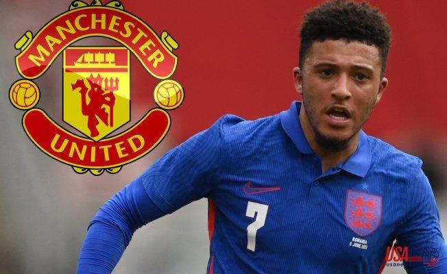 Manchester United news and Transports LIVE Jadon Sancho to Man Utd news and Varane latest