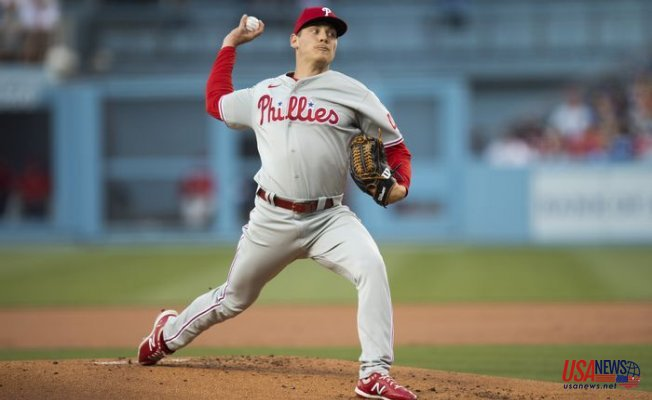 Phillies Retained Spencer Howard in Overly long and other observations by a 3-1 loss to the Dodgers