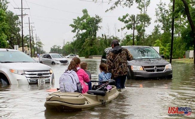 Rain, Flood threatens to drench Gulf Coast Countries again