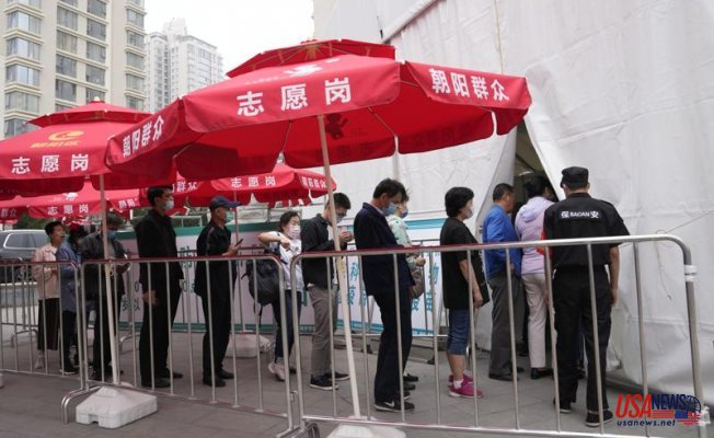 Slow to start, China now vaccinating at a staggering pace