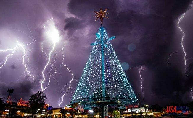 Strong thunderstorms, intense rains, hail, strong winds: LIVE FOLLOW-UP