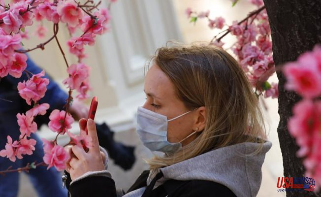 Virus infections are Increasing sharply in Moscow