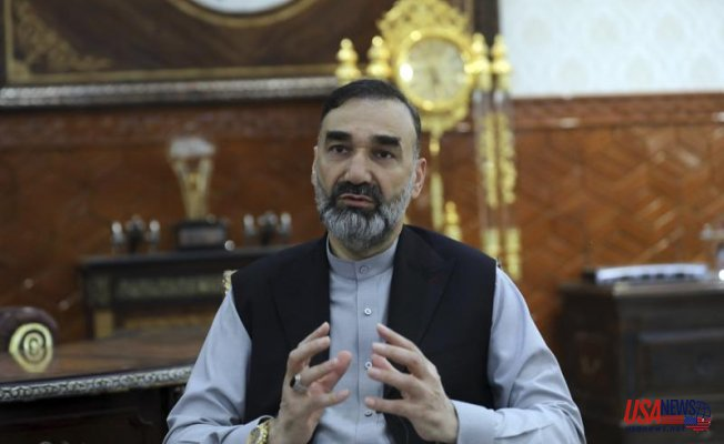Afghan warlord dismisses the government, US says good-bye