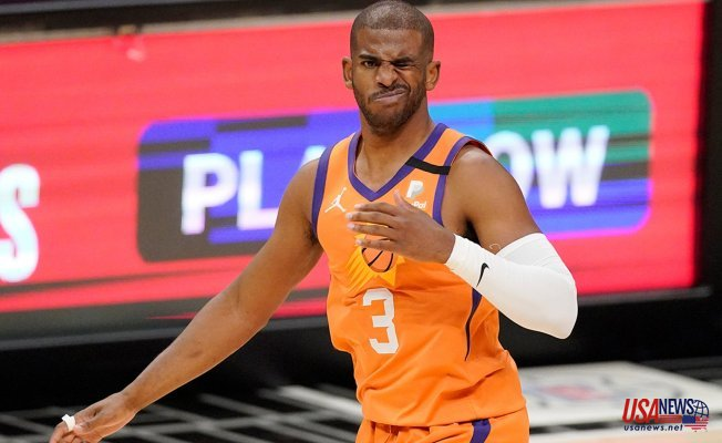 Chris Paul's help brings the Suns to the NBA Finals for the first time since 1993