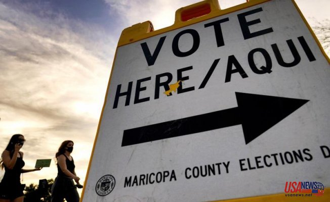 Few cases of voter fraud in Arizona discredit Trump's claims