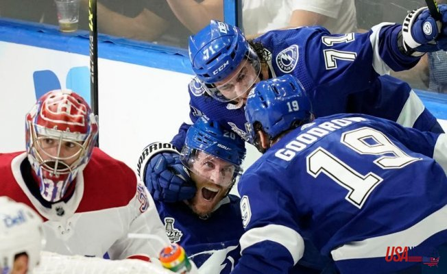 Lightning takes another step towards Stanley Cup title with Game 2 victory