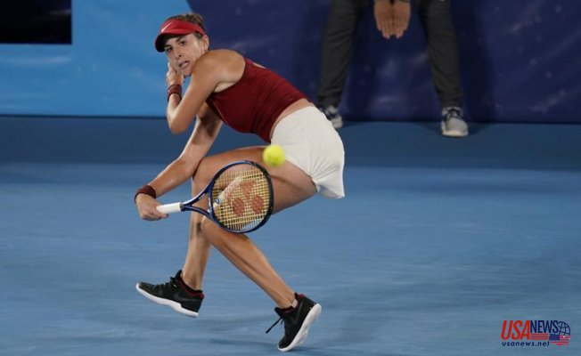 Olympic News: Bencic wins gold in tennis for Switzerland