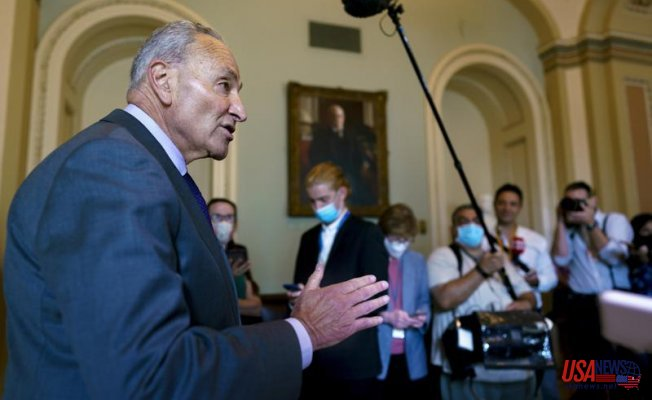 Senate approves nearly $1 trillion in infrastructure plans