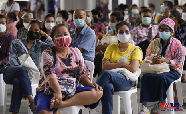 Thailand tightens its measures after daily cases exceed 10,000