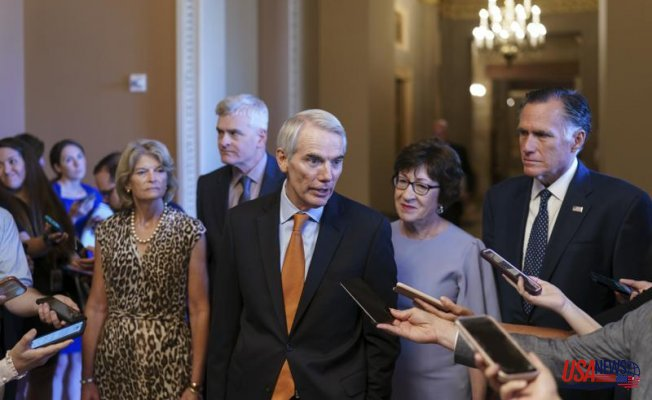 The key details of Senate's bipartisan infrastructure program