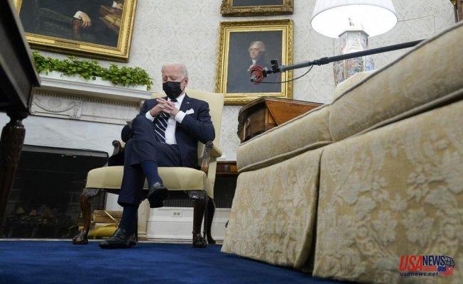 Biden is in the 'loneliest' job. A presidency driven by crises