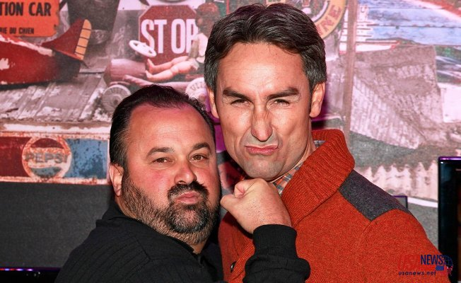 """Frank Fritz, the star of 'American Pickers', retorts at Mike Wolfe: His statement was """"bulls--t"""""""
