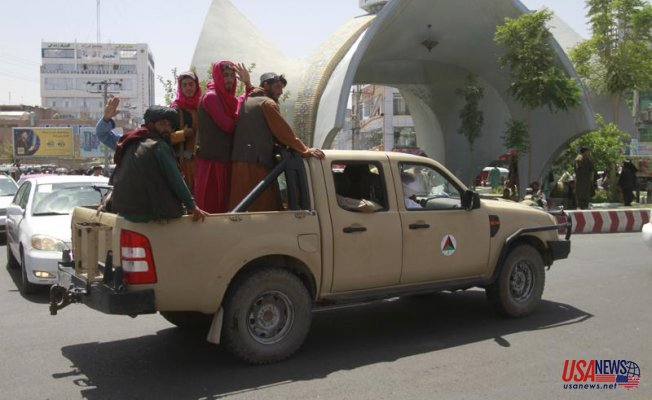 Taliban seize key northern city to approach Afghan capital