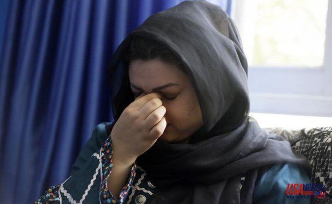 """Taliban sweep causes Afghan women to fear a return to """"dark days"""""""