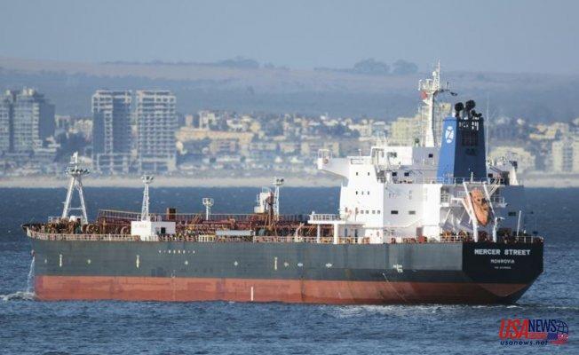 US, UK, and Israel accuse Iran of a ship attack; Tehran denies