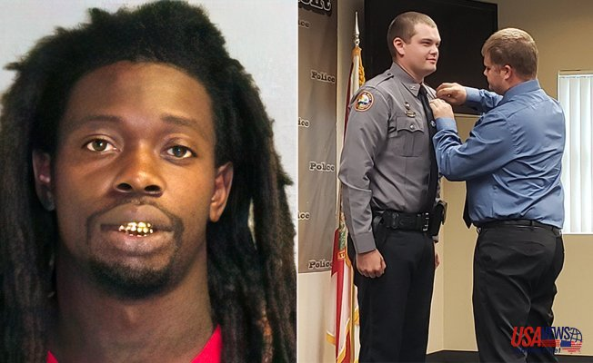 29-year-old Daytona Beach police officer killed in the line of duty has been formally charged with murder