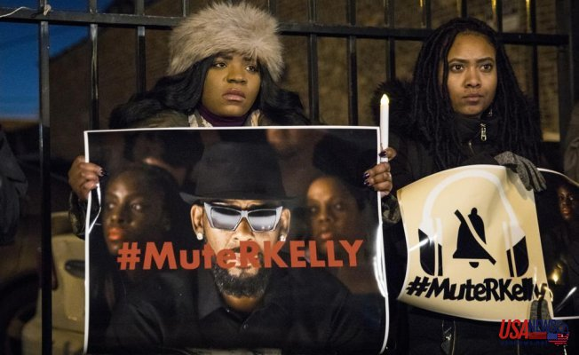 Black women get long-overdue justice in the R. Kelly verdict