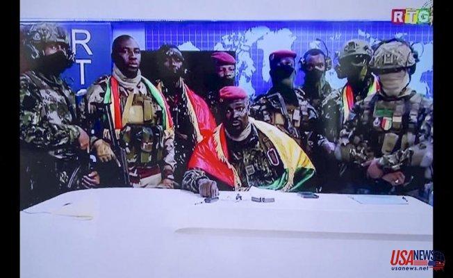 Guinea's new leaders of the junta seek to strengthen their grip on power