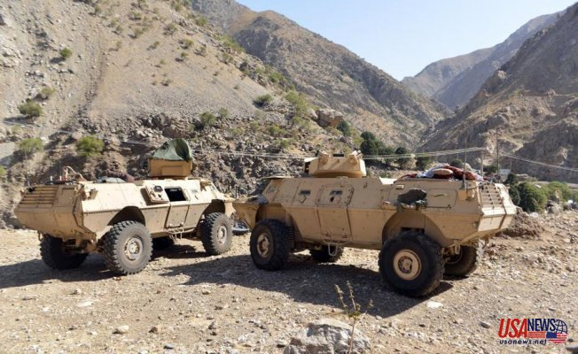 Taliban claim they have taken Panjshir, the last remaining Afghan province