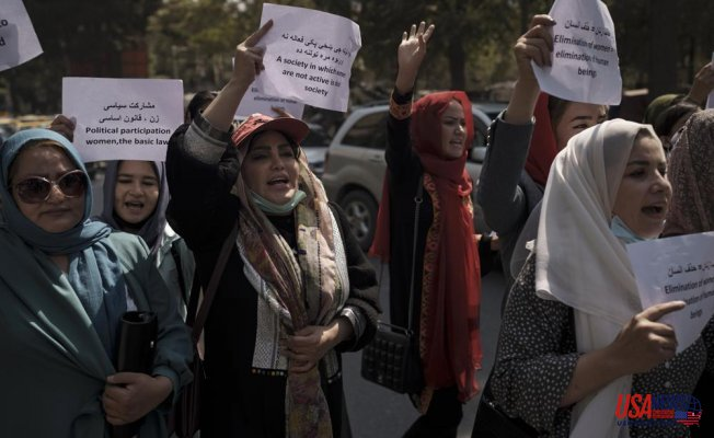 Taliban-run Kabul municipality for female workers: Stay home