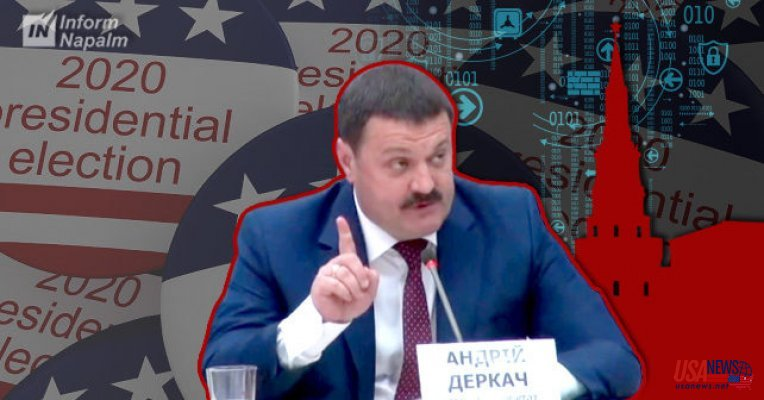 """Ukrainian Politician Andriy Derkach: Western Countries Today See Ukraine Only As Buffer Zone And """"Red Rag"""" To Russia – This Position Is Counterproductive"""