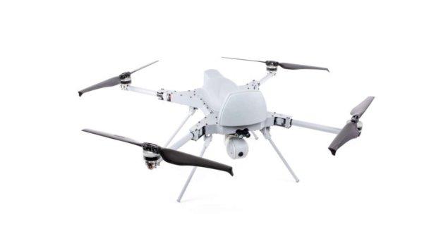 The spectrum of autonomous combat drones