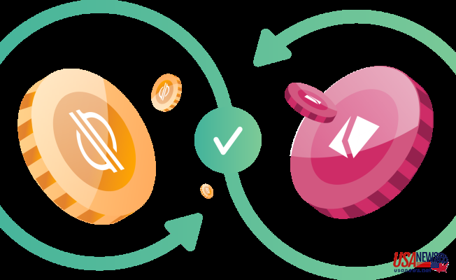 What is Cryptocurrency Swap vs Exchange