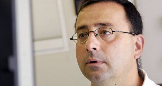 22 new charges for ex-USA Gymnastics doctor