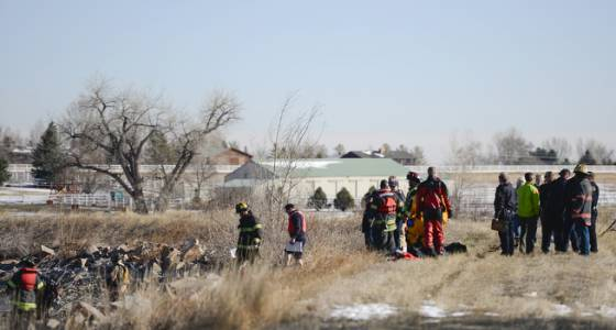 2 rescued after plane crashes into Culver Reservoir in Berthoud