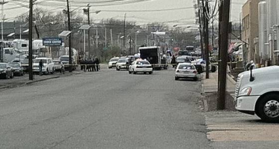 5th man charged in scrap yard armed robbery, shootout with police