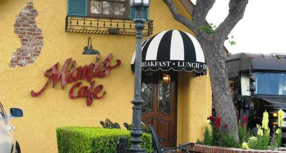 6 restaurant closures include a 30-year-old Mimi's Cafe, Souplantation and 2 Subways in Irvine