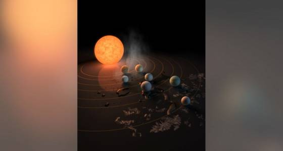 7 potentially habitable exoplanets found