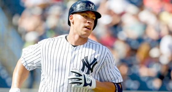 Aaron Judge is 'a freak' -- but will he be a star?